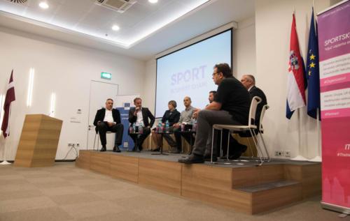 Konferencija - Sportski menadžment ključ uspjeha u europskom i hrvatskom sportu (21)