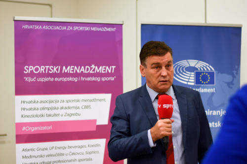 Konferencija - Sportski menadžment ključ uspjeha u europskom i hrvatskom sportu (32)