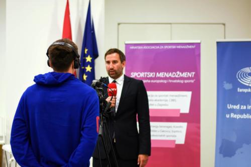 Konferencija - Sportski menadžment ključ uspjeha u europskom i hrvatskom sportu (35)