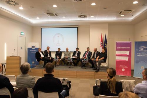 Konferencija - Sportski menadžment ključ uspjeha u europskom i hrvatskom sportu (4)