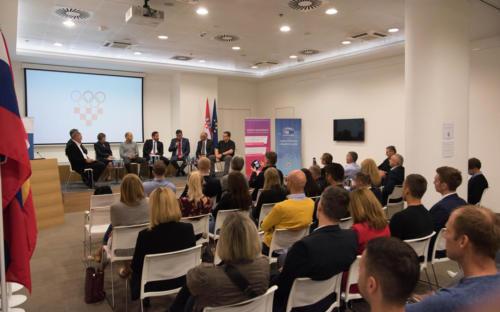 Konferencija - Sportski menadžment ključ uspjeha u europskom i hrvatskom sportu (5)
