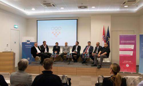 Konferencija - Sportski menadžment ključ uspjeha u europskom i hrvatskom sportu (9)