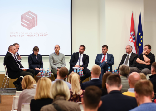Konferencija - Sportski menadžment ključ uspjeha u europskom i hrvatskom sportu (1)