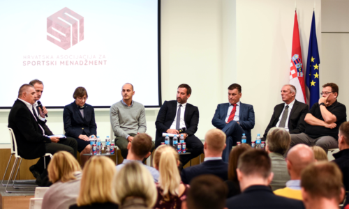 Konferencija - Sportski menadžment ključ uspjeha u europskom i hrvatskom sportu 24.09.2018.